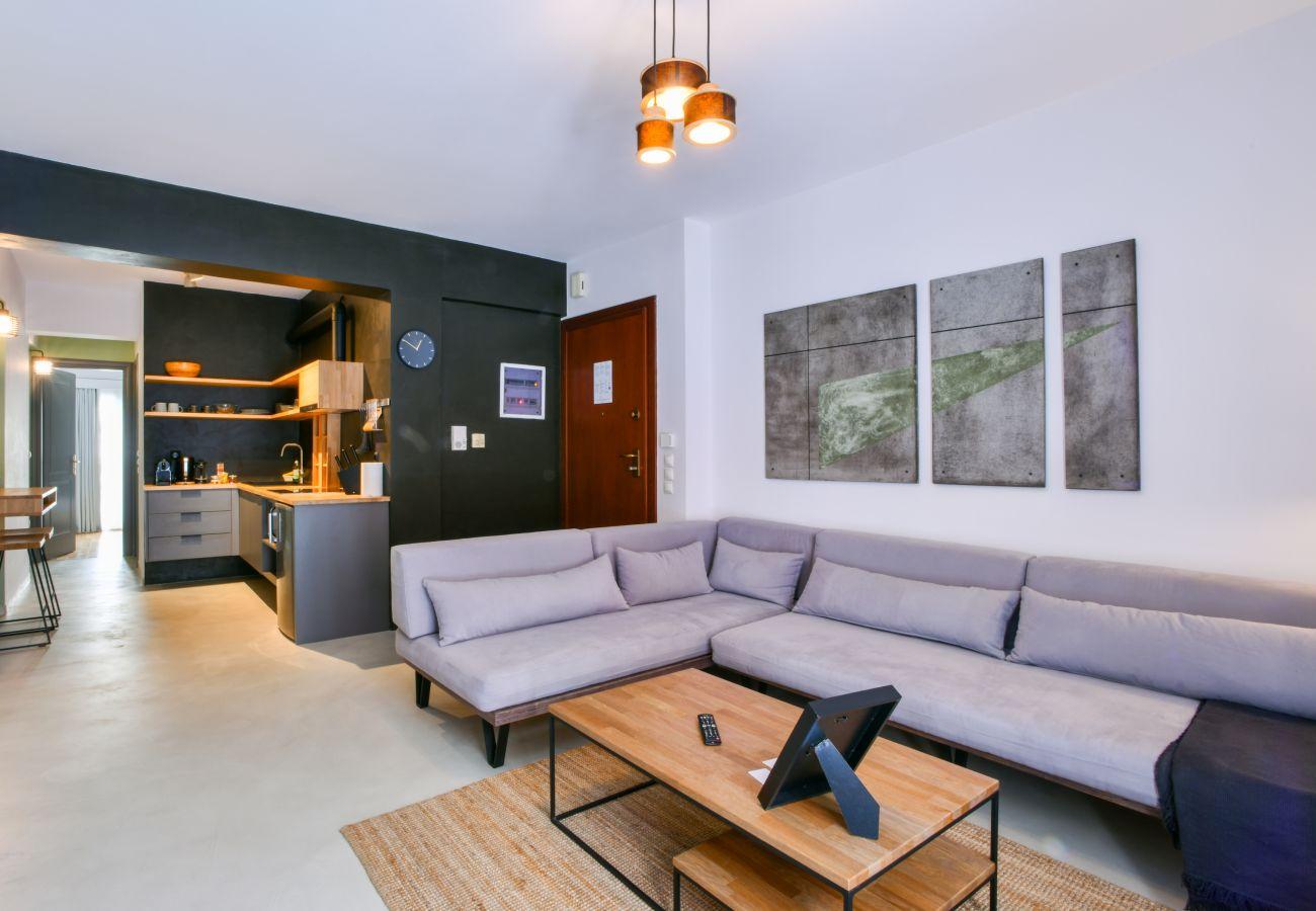 Apartment in Athens - Olala Soho Apartment 1.2