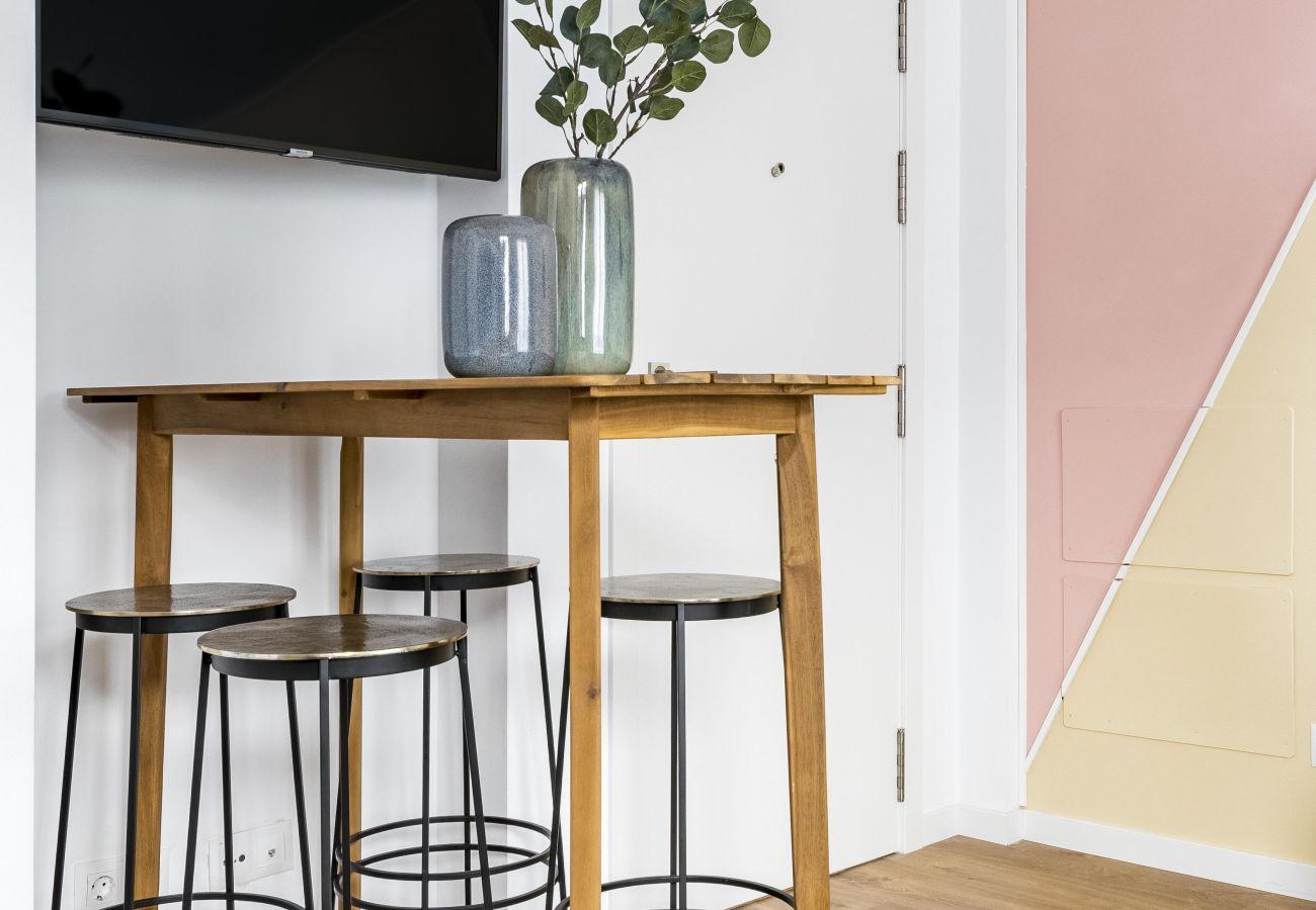 Apartment in Madrid - Olala Color Apartment Ground Floor