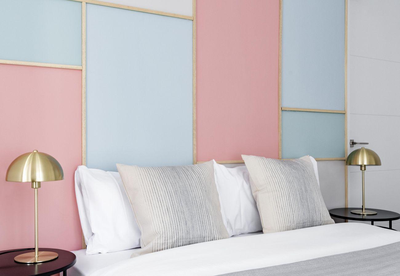 Apartment in Madrid - Olala Color Apartment 2B