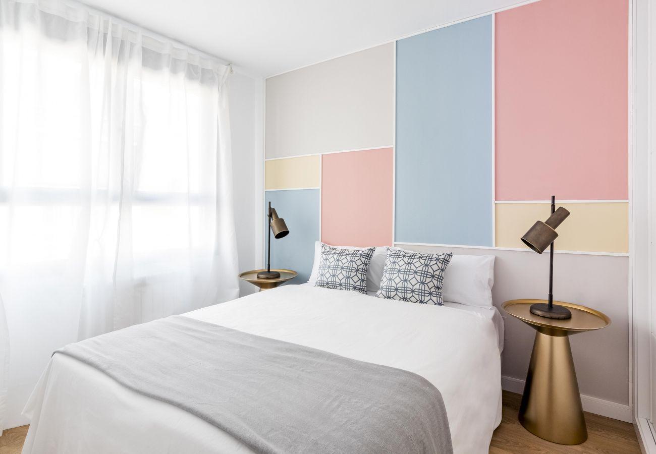 Apartment in Madrid - Olala Color Apartment 2C