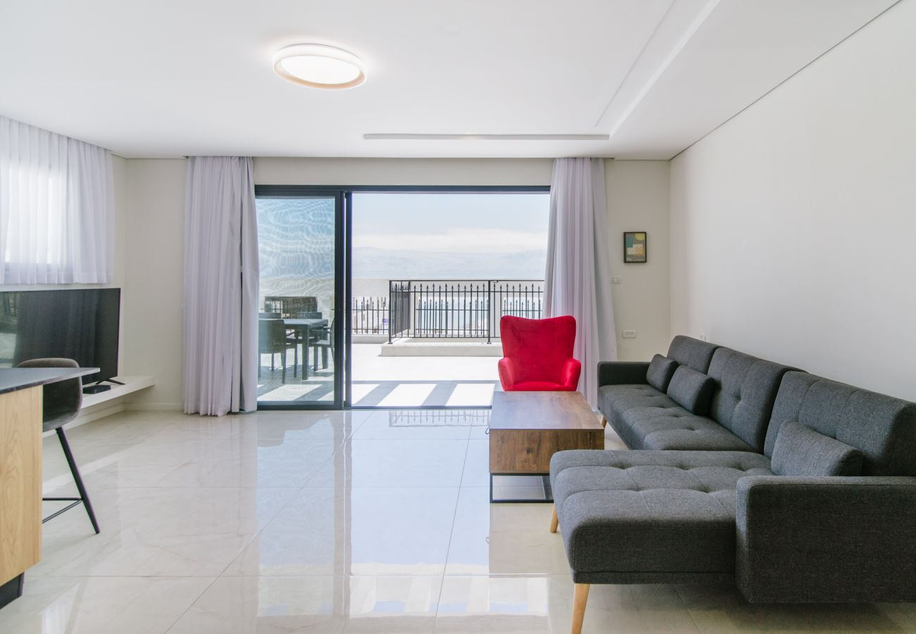 Apartment in Neve Zohar - Olala Desert Shades Duplex with sunny terraces and sea view